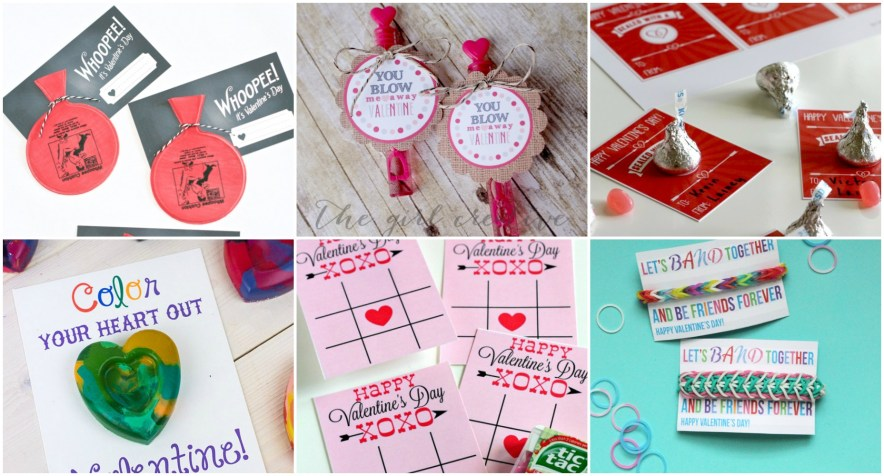 Classroom Valentines 3