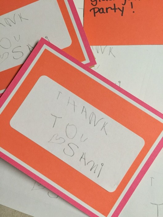 simple thank you notes for preschool