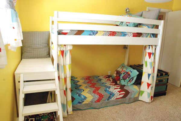 Cool DIY Jr Loft Bed