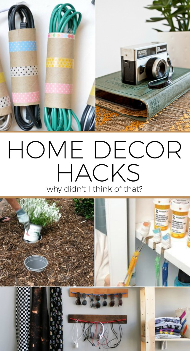Decorating Hacks