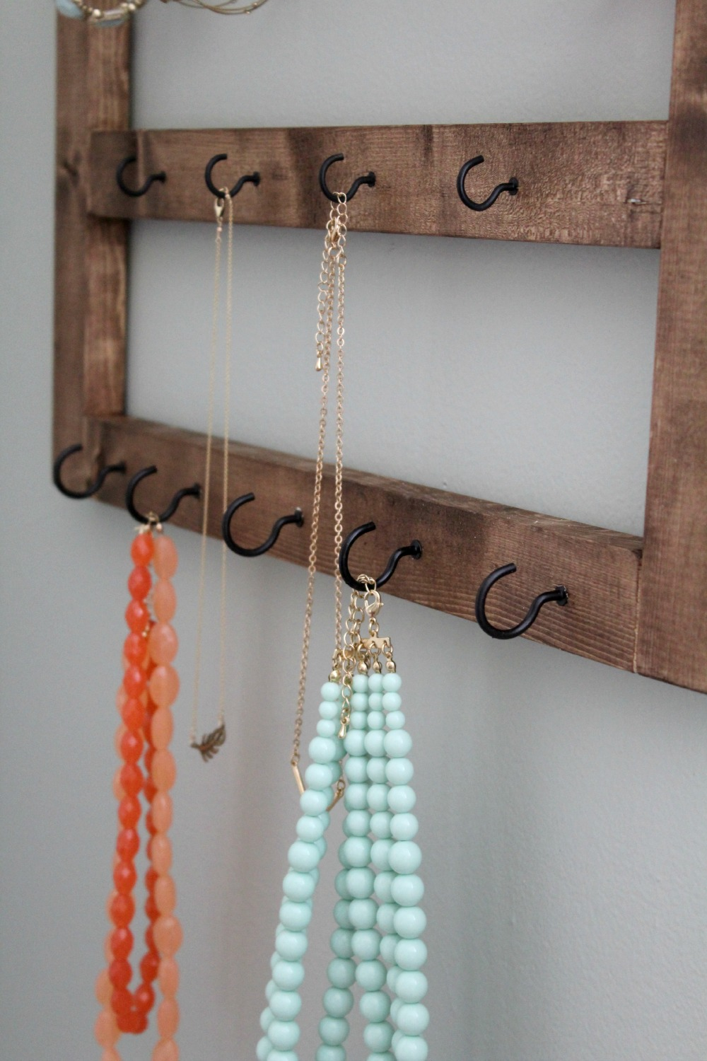 Pottery Barn Jewelry Holder Hack