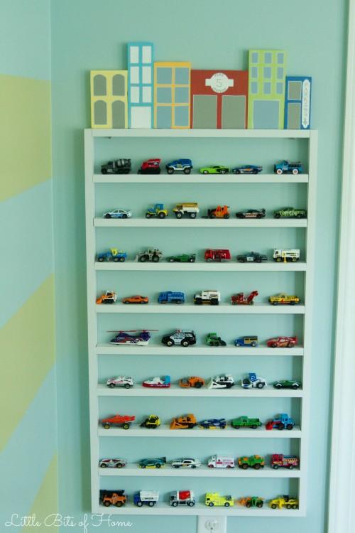 car wall garage