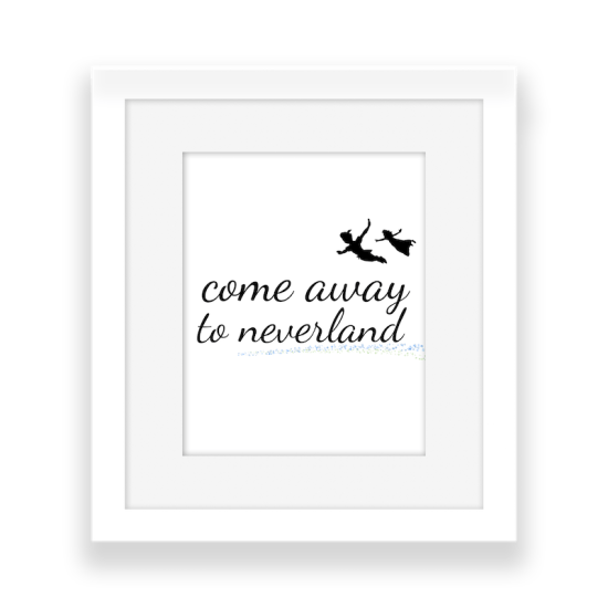 come away quote