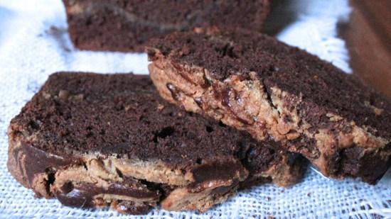 Choco Banana Bread Tight 2000