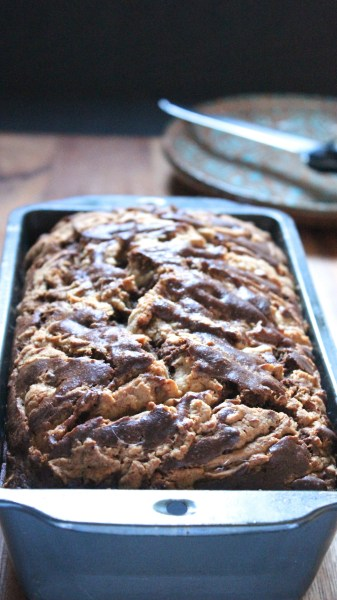 Choco Banana Bread VII 1200