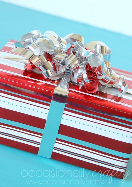 5 Tips for Perfectly Wrapped Gifts Tutorial