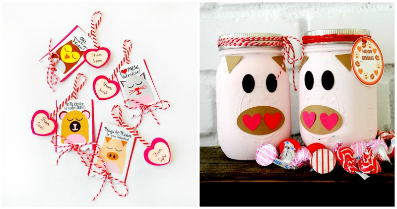 Valentines Day Projects at The Silly Pearl