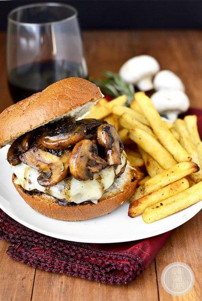 Swiss-Pan-Burgers-with-Rosemary-Mushroom-Sauce-02