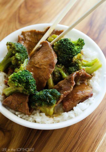 Crock Pot Recipes Beef and Broccoli