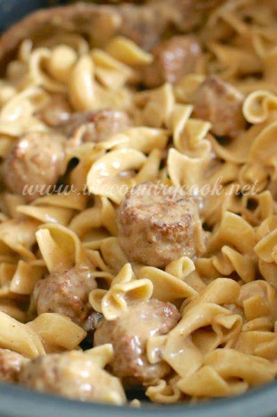 Crock Pot Recipes - Swedish Meatballs