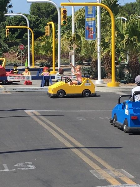 Driving School Legoland