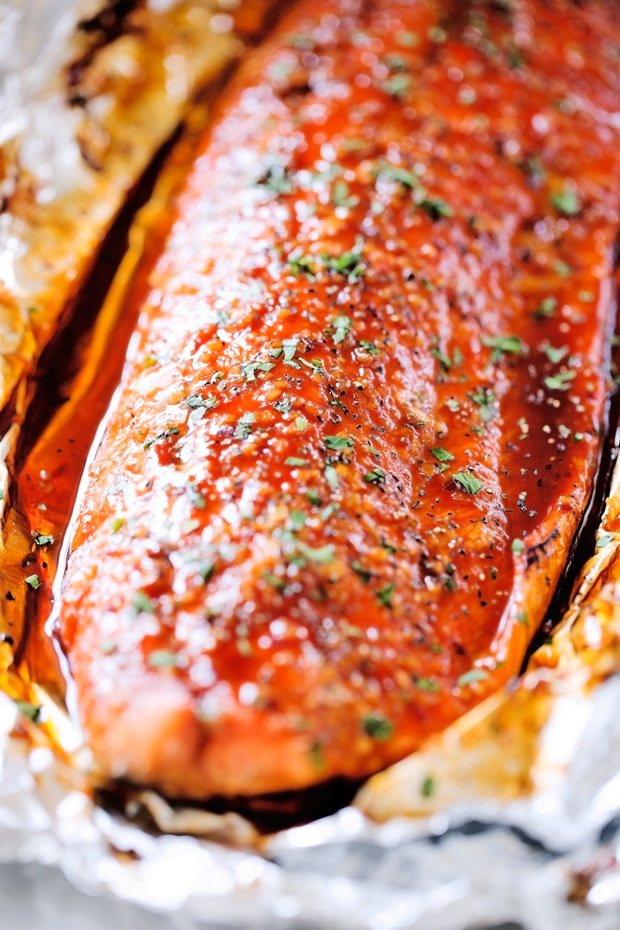 Firecracker Salmon Recipes