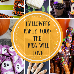 HALLOWEEN PARTY FOOD THE KIDS WILL LOVE