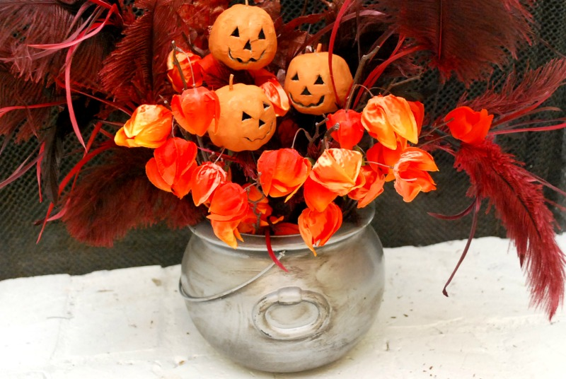 pewter-cauldron-halloween-centerpiece-the-silly-pearl