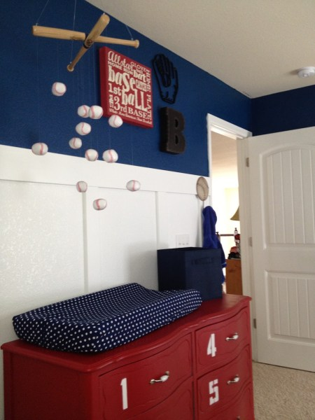 Baseball: Boy Nursery Ideas: From narrowing down the boy nursery ideas to painting the walls, there are a lot of ways you can uniquely design the room for your new baby.