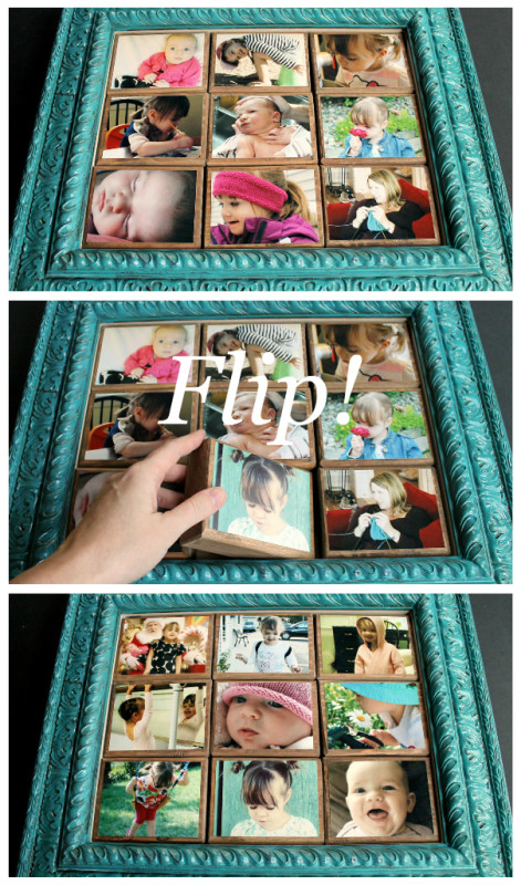 Handmade photo gifts