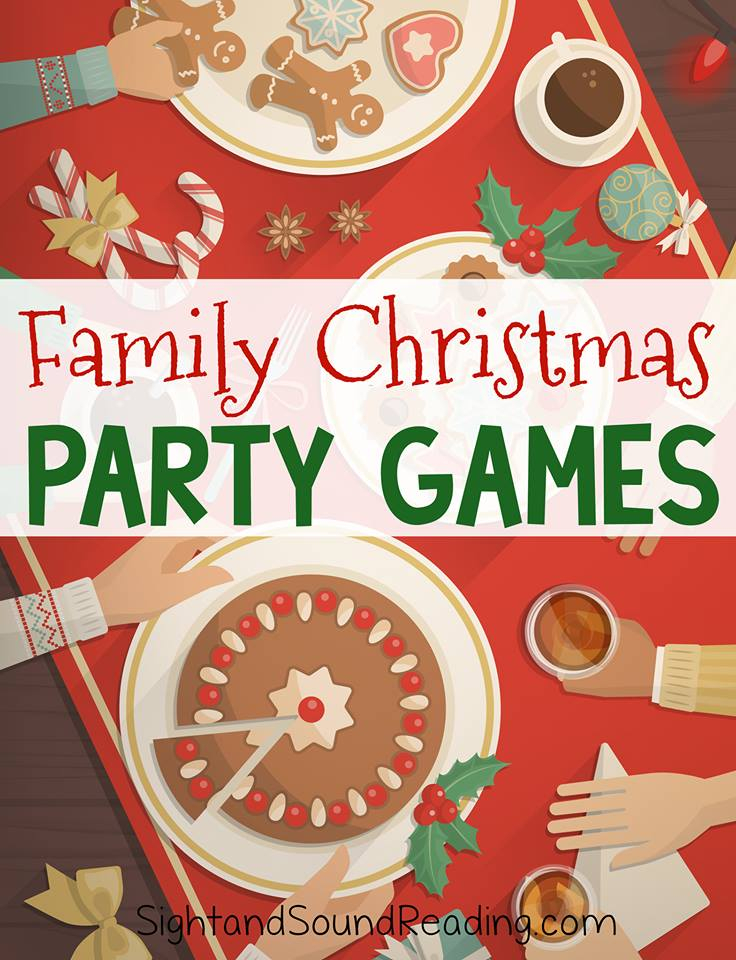 Group Party Games: Family Party Games