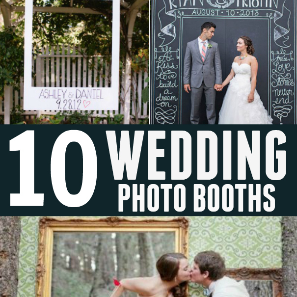 wedding booths fb reasons to skip the housework