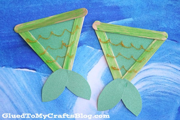 Mermaid Crafts that are simple and magical for all Mermaid Lovers!