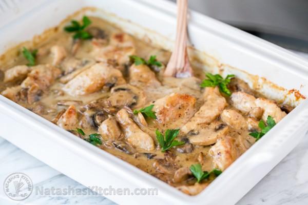Chicken-and-Mushroom-Casserole1-600x400