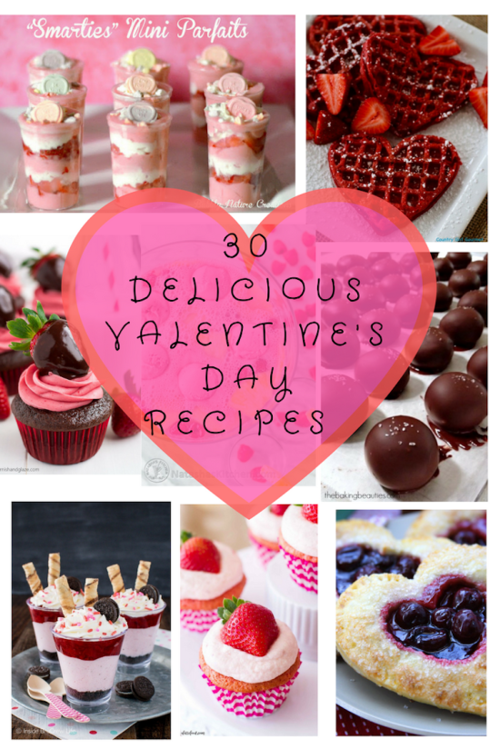 Delicious Valentine\'s Day Desert Recipes - Reasons To Skip The ...