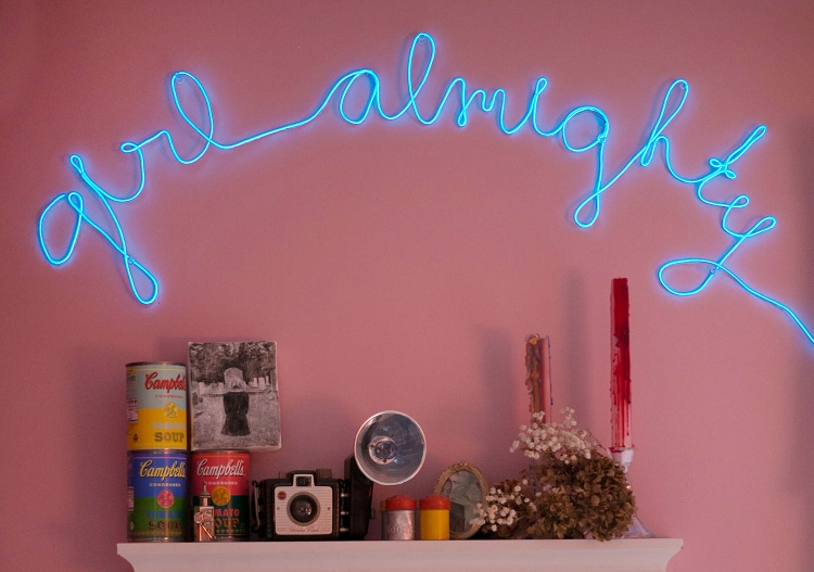 Light up your life with these 20 diy neon lights remind yourself of just how amazing you are by creating a neon light sign that is both inspiring and motivational its great for displaying in your bedroom solutioingenieria Choice Image
