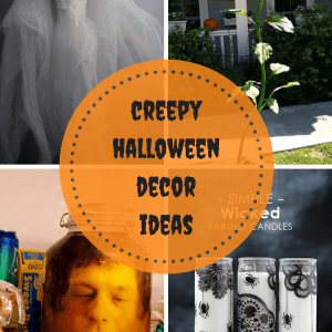 Creepy Halloween Decor Ideas