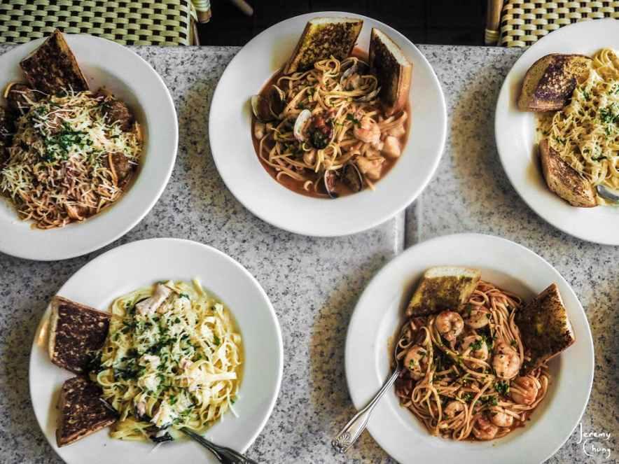 shrimp & mushroom linguine with creamy cheese herb saucehrimp Recipes Of 2019