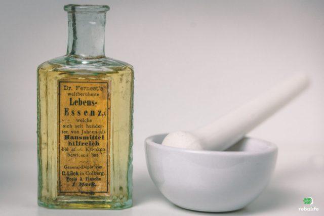 historia farmacji