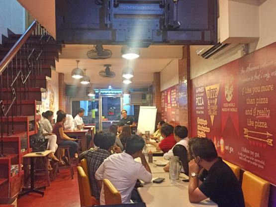 REBAP Makati members attended PSI Basic and Heroic introduction/orientation last Aug 17, 2016 at PizzaWorld, 9677 Kamagong St. cor Pasong Tamo, Makati City. It is a short preview of PSI LEADERSHIP SUCCESS SEMINAR and HEROIC, a 2 hour talk on how to become more successful, have better relationships, handle stress, discover your potential, goal setting, leadership and a lot more.