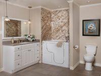 Bathroom Wall Surrounds  Re-Bath