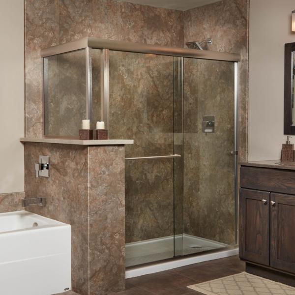 Bathroom Shower Remodeling  ReBath