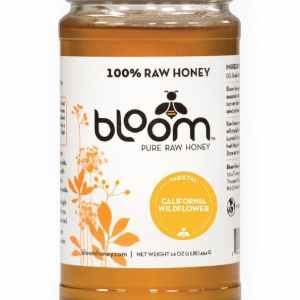 Raw California Wildflower Honey