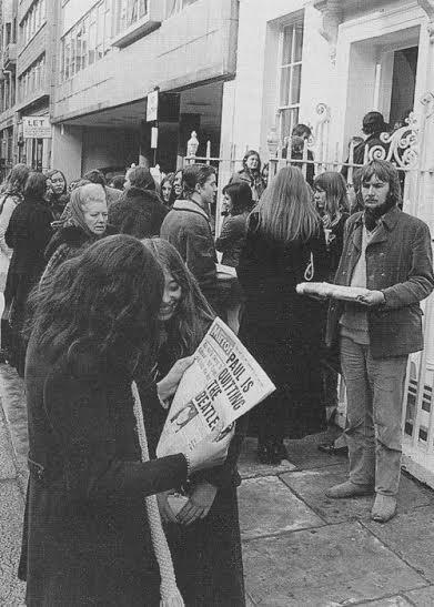The Beatles Polska: Apple Scruffs obwiniają Lindę Eastman o rozpad The Beatles