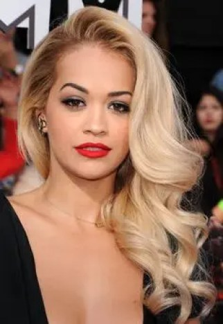 Prom Hair and Makeup Inspiration - 1950s inspired prom style from Rebecca Loves Weddings www.rebeccaanderton.co.uk