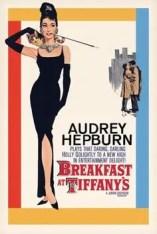 Sixties Wedding Style File - Breakfast At Tiffanys poster from Rebecca Loves Weddings www.rebeccaanderton.co.uk
