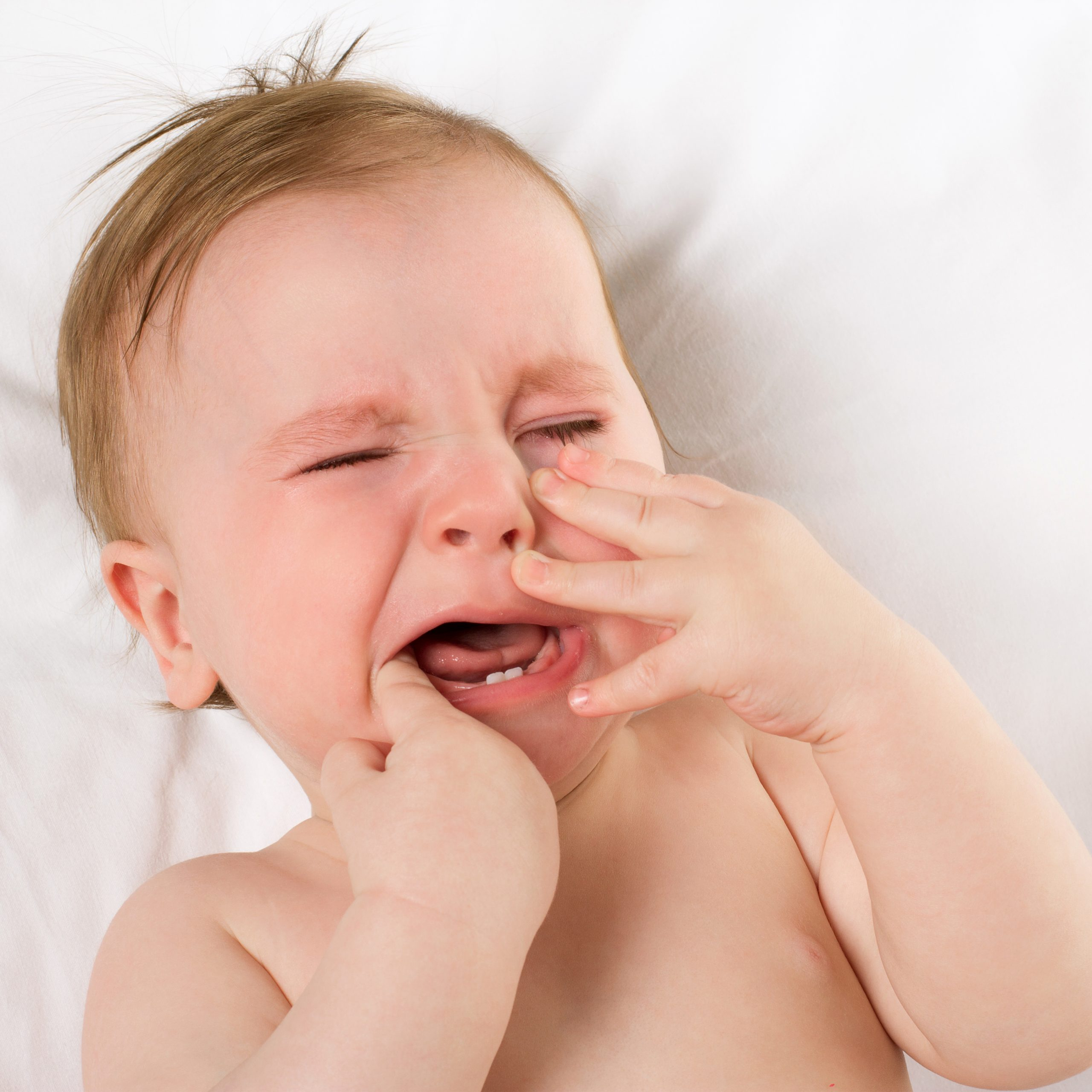 When teething is a tyranny – and what you can do about it