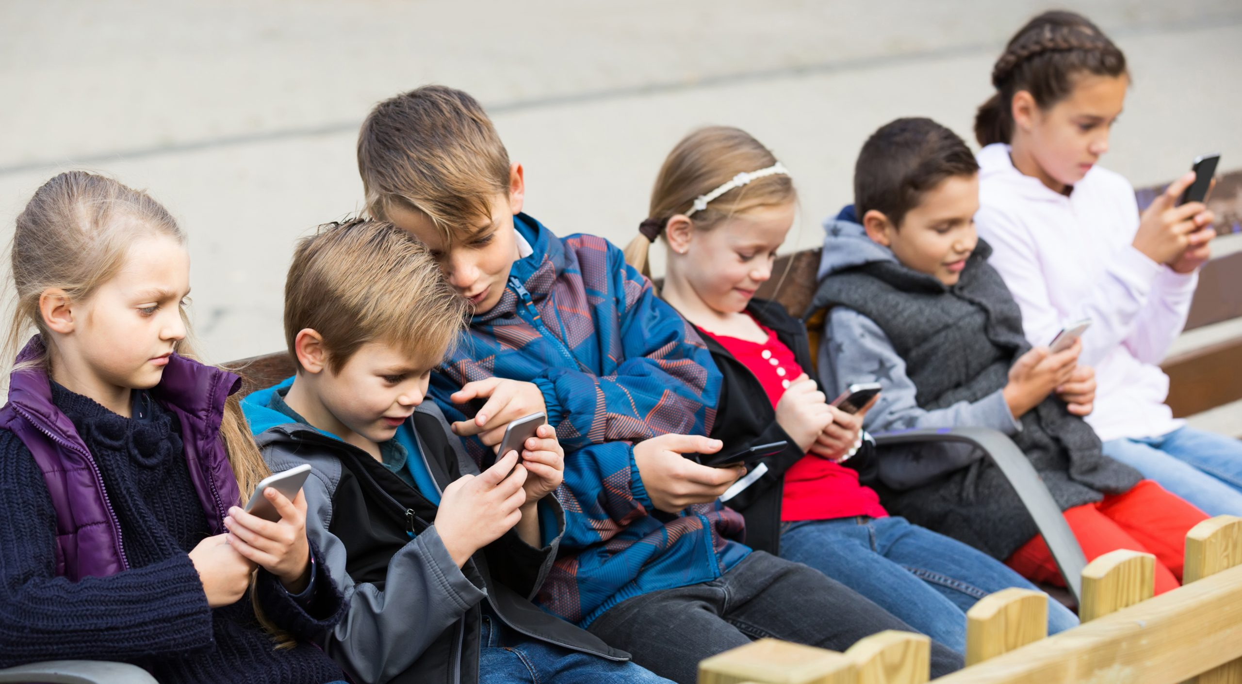 Kids and phones: a cause of mental health problems or a storm in a teacup?