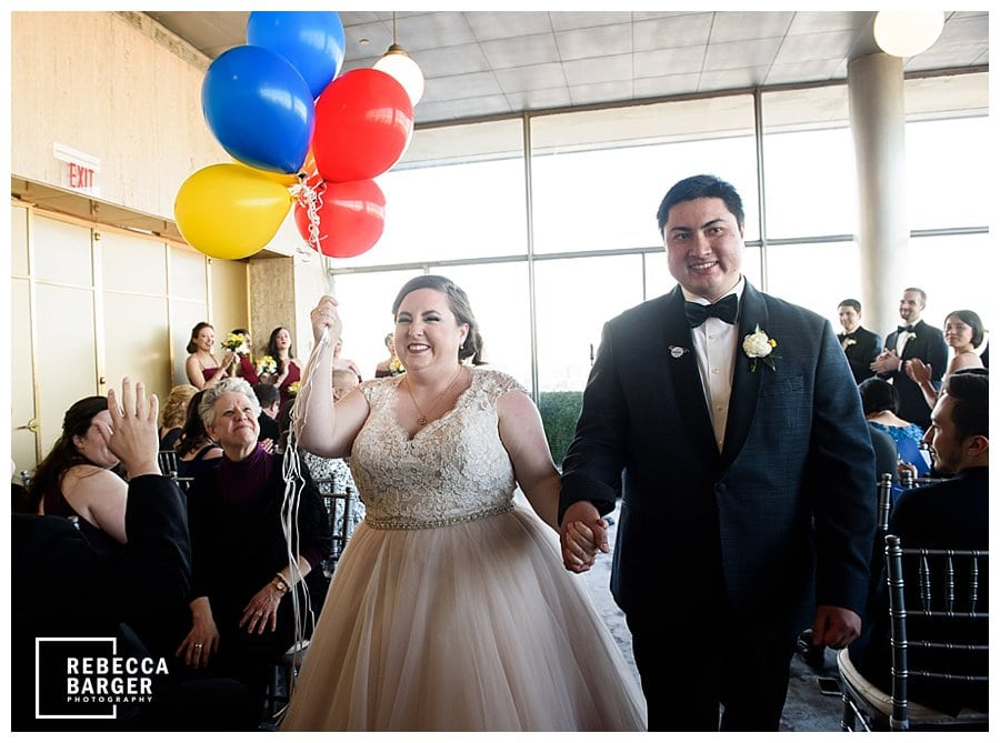 wedding balloons loews