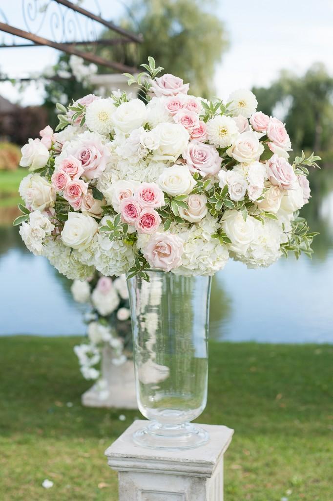 Blush Pink Winery Wedding  Rebecca Chan Weddings  Events