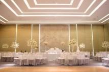 Modern White And Blush Wedding Four Seasons Toronto