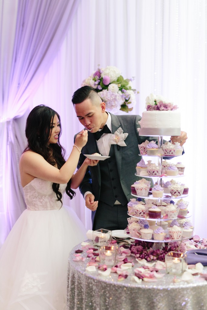 Young Love  an Arcadian Court Wedding  Rebecca Chan