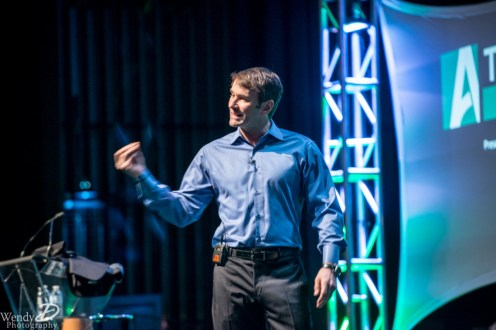 Keith Ferrazzi by Wendy D photography for Art of Marketing.