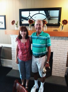 Rebecca and Gene Horton
