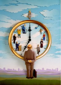Ageing Clock