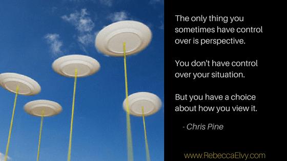 Control Chris Pine