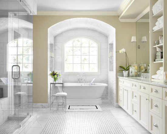 Ansley Park Master Bath (Atlanta)