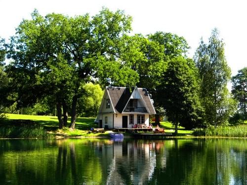 Summer Cottage, Sweden