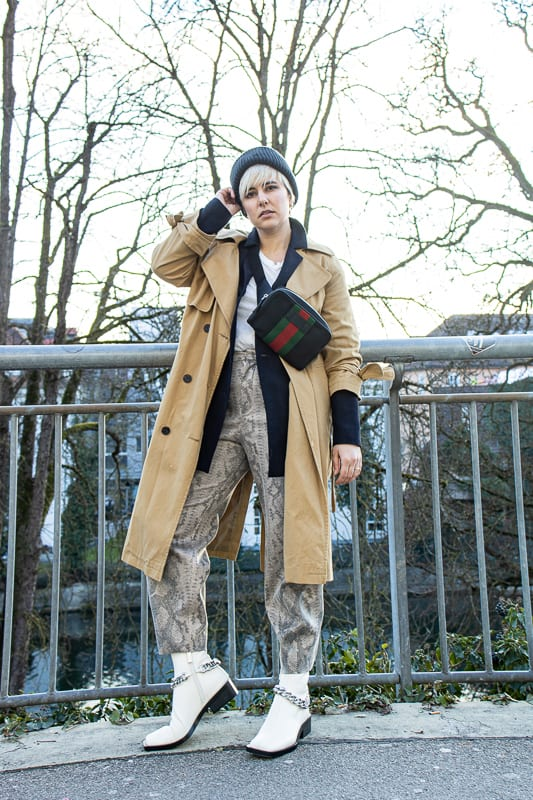 How to Style a Blazer- 2021 Outfit Challenge with @RebeccaInEurope