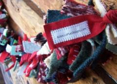 Diy wool garland ❤️